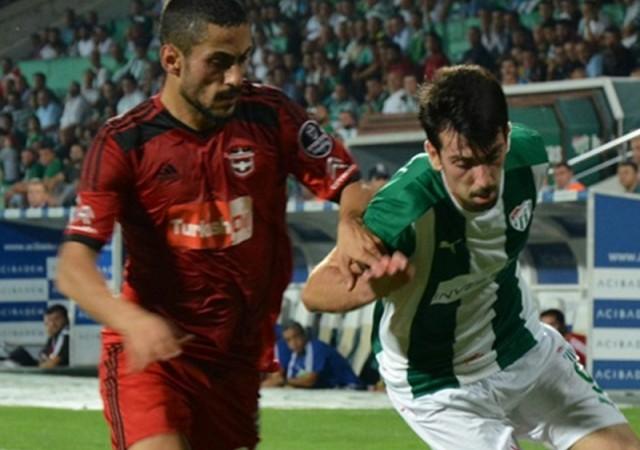Bursaspor son dakika golüyle yıkıldı!