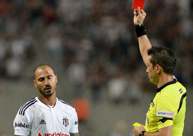 Beşiktaş'ın 'kabusu' geri döndü!