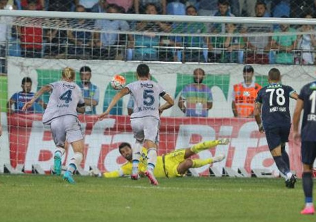 Deniz Kadah'tan penaltı açıklaması