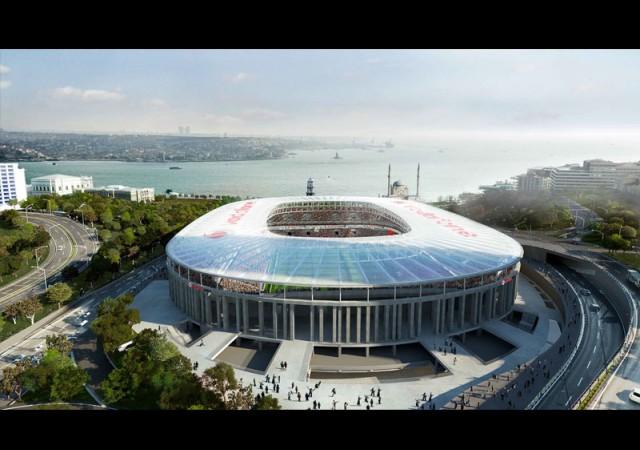 Vodafone Arena'nın açılış tarihi belli oldu!