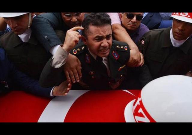 Başbakan'dan yarbay Mehmet Alkan açıklaması