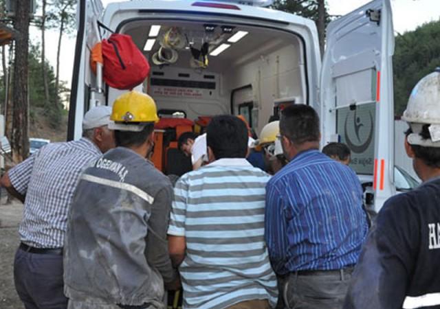 Bursa'da madende göçük! 1 işçi öldü