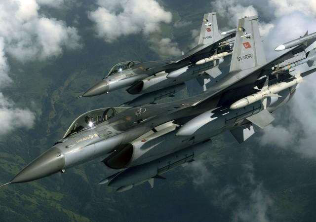 PKK'nın 22 hedefi vuruldu