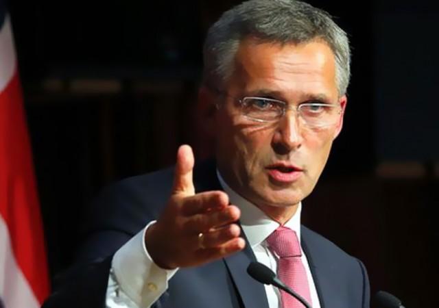 NATO'dan uçak krizi açıklaması