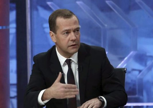 Medvedev: 'Uçağımızın düşürülmesi savaş sebebi'