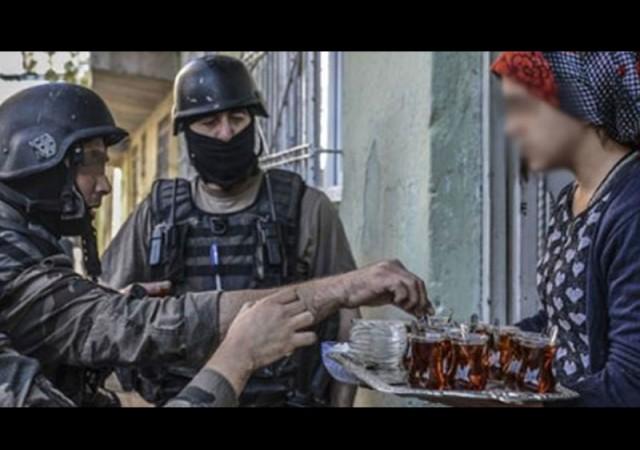 PKK'ya bir darbe de bölge halkından