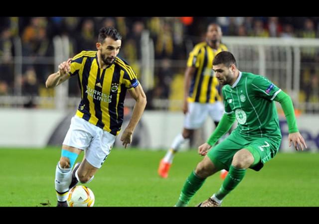 Fenerbahçe:1 Celtic:1