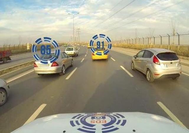 Kuralları ihlal eden sürücülere göz açtırmadı