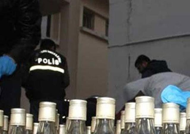 İzmir'de sahte içkiden ölenlerin sayısı 12'ye çıktı