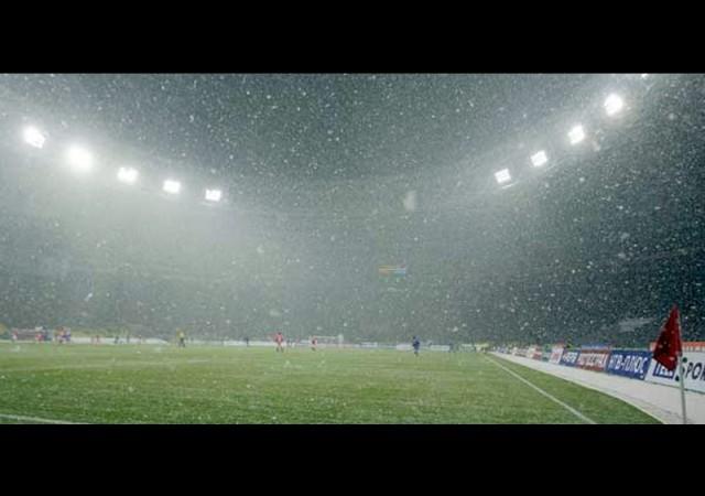 Fenerbahçe buz pistinde oynayacak!
