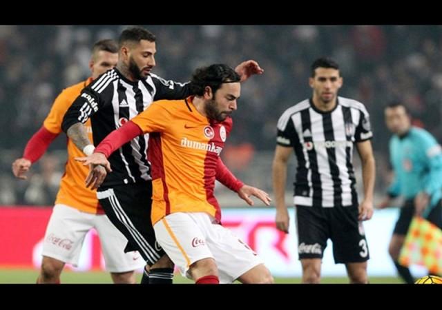 Beşiktaş:2 Galatasaray:1 | Spor Toto Süper Lig Maç Özeti
