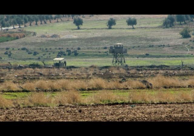 Sınırda 14 IŞİD'li yakalandı
