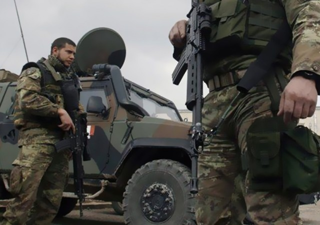 İtalya, Musul'a asker gönderiyor!