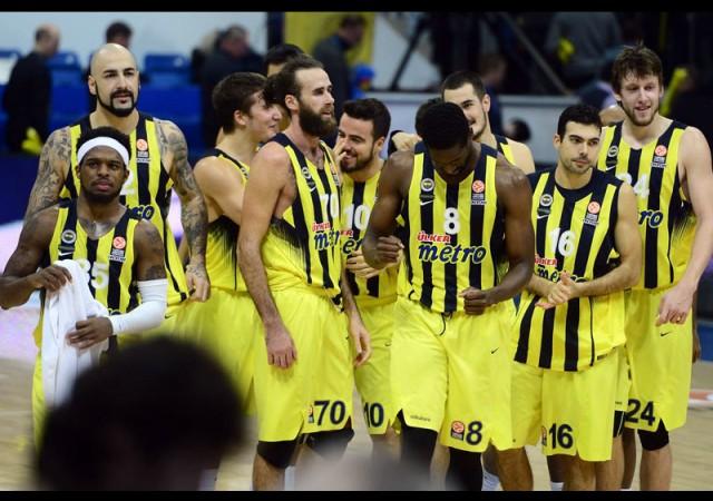 Fenerbahçe zirvede bitirdi!