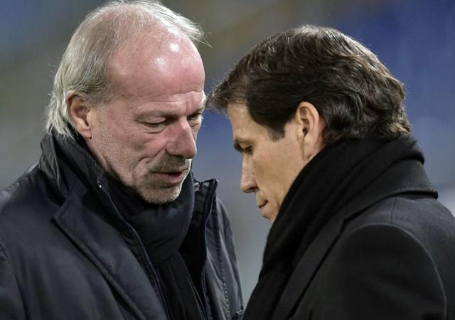 Roma'da Garcia'nın geleceği tartışılıyor!
