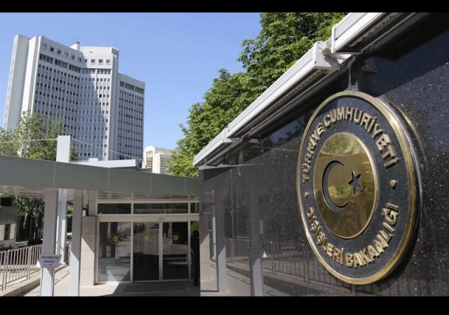 Dışişleri Bakanlığı'ndan krtik Suriye açıklaması