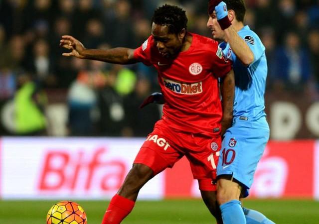 Trabzonspor:3 Antalyaspor:0 | Spor Toto Süper Lig Maç Özeti