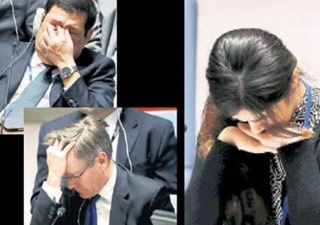 Sözleriyle BM Konseyi'ni ağlattı