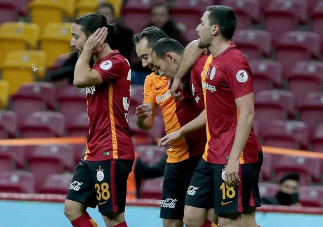 Galatasaray ilk kez Kastamonu'da