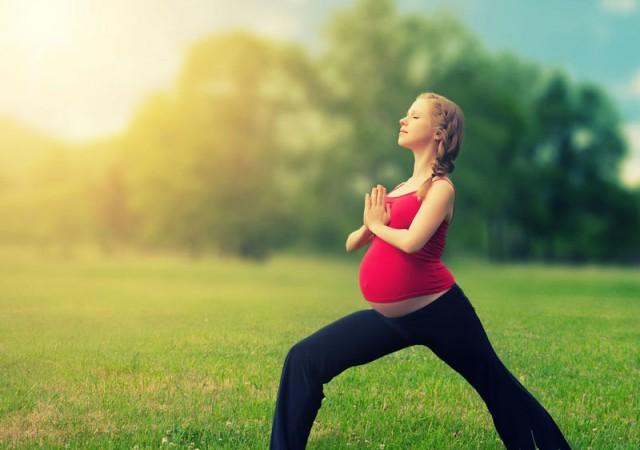 Hamilelikte spor yapmak normal doğum şansını artırıyor!