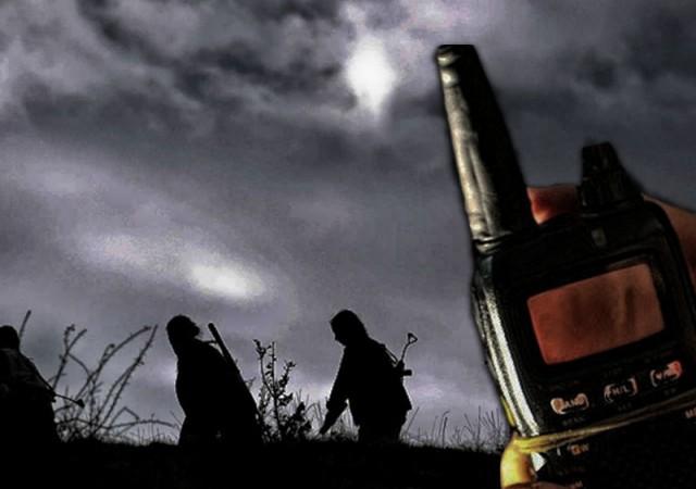 PKK'lı teröristlerin telsiz konuşmaları kan dondurdu!
