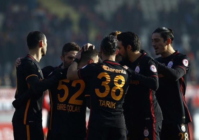 Galatasaray fire vermedi! Maçta 3 gol vardı...