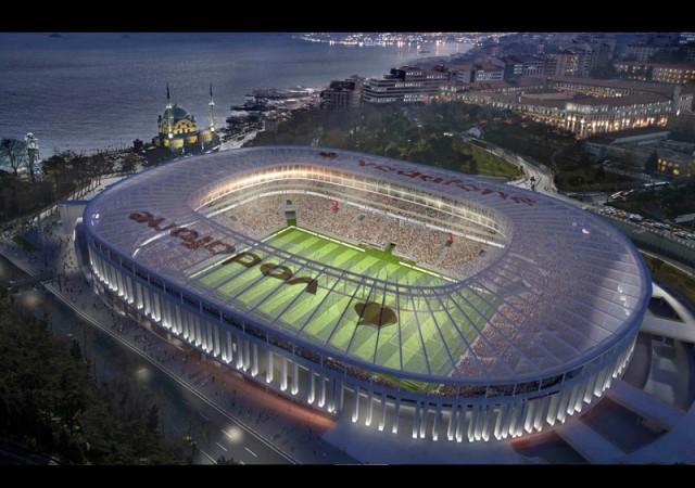 Beşiktaş'a 25 milyonluk müjde!