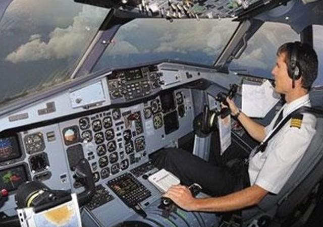 Pilottan kuleye ilginç ihbar...