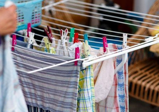 Uzmanlar uyardı! Çamaşırlarınızı böyle kurutmayın