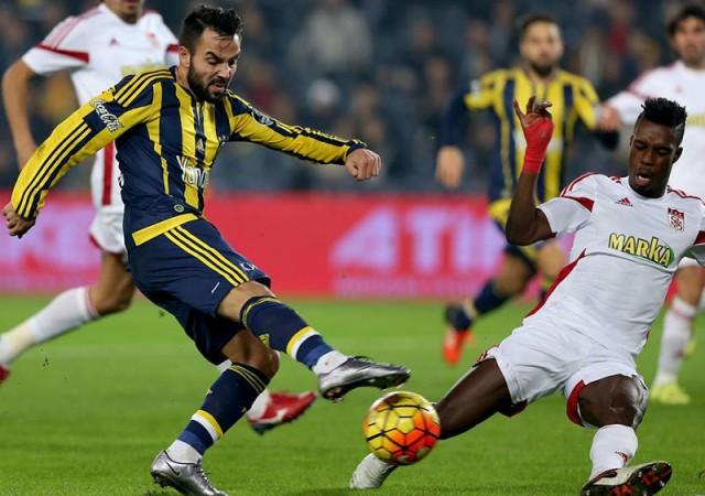 Fenerbahçe:2 Medicana Sivasspor:1 | Spor Toto Süper Lig Maç Özeti