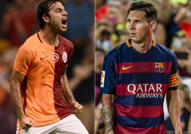 Selçuk İnan mı, Lionel Messi mi?