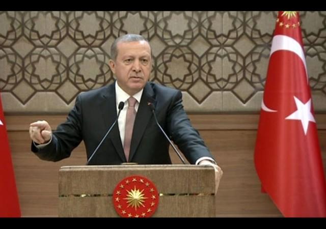 Erdoğan'dan yeni anayasayla ilgi çok önemli açıklamalar
