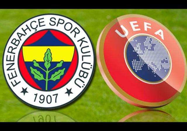 UEFA'dan Fenerbahçe'ye müjdeli haber!