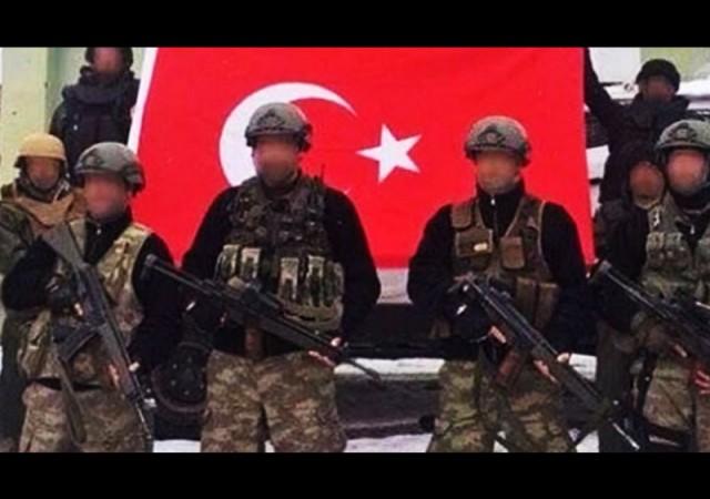 Asker ve polis 'Küçük Kandil'i dağıttı