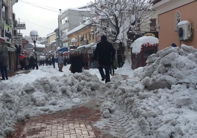 O illerde okullara kar tatili