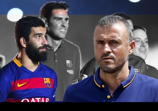 Luis Enrique'den Arda Turan kararı! Espanyol maçında...