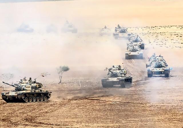 Türkiye alarm durumuna geçti