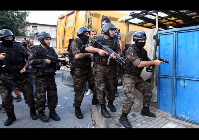 PKK'lı teröristler polise yalvardı!