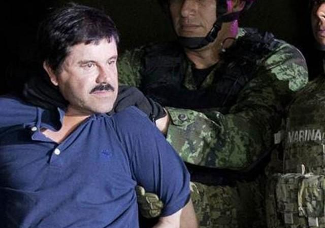 Meksika'da firar eden uyuşturucu baronu yakalandı