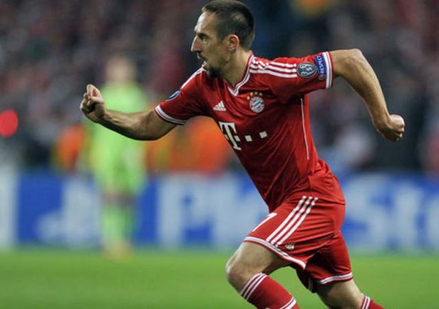 Franck Ribery'nin dramı