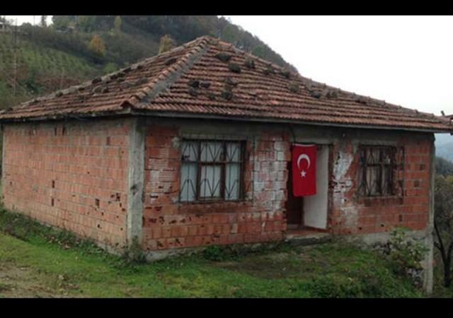 Şehit, Nuh Özdemir'in baba evi yeniden yapılıyor