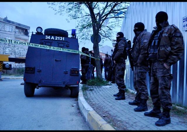 5 ilde DAEŞ operasyonu: 59 gözaltı