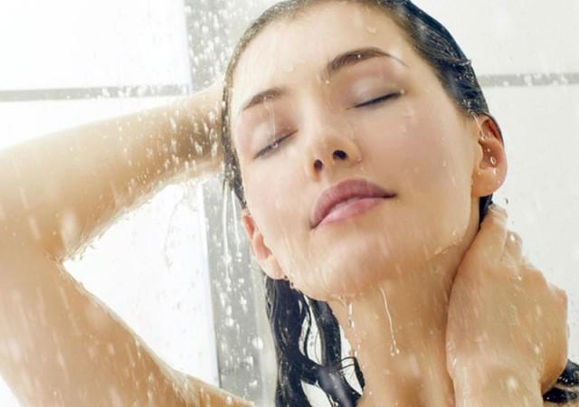 Yıkandığınız suyun sıcaklığına dikkat edin!