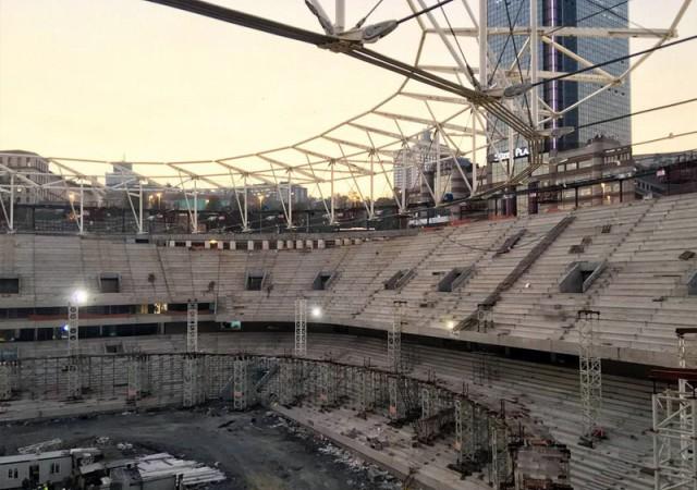 Vodafone Arena'da Galatasaray sürprizi!