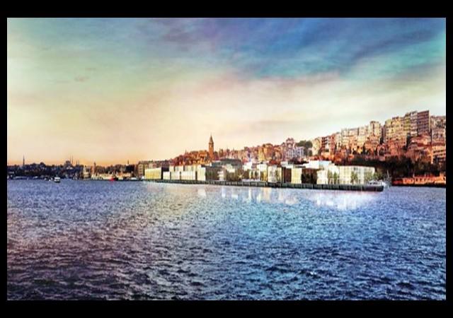 İzzte Yıldızhan'dan Karaköy çıkartması