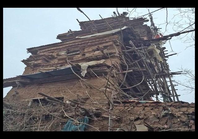Çin'de şaşırtan ev