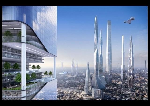 İşte geleceğin evleri
