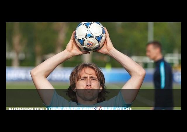 Modric'ten EURO 2016 açıklaması geldi