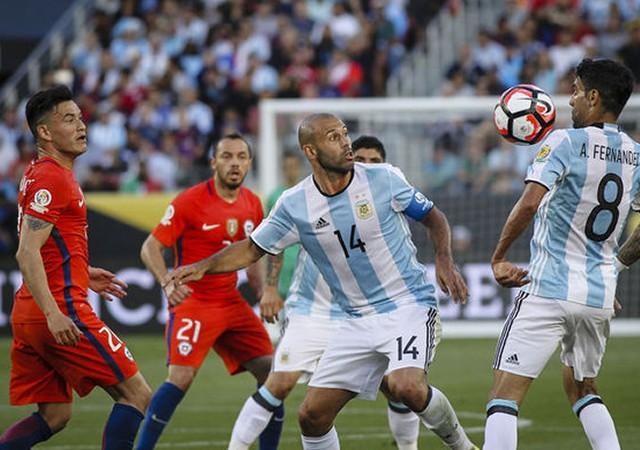 Copa America'da rövanş vakti!