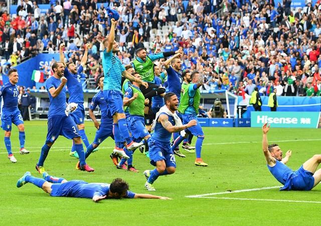 İtalya son şampiyonu ezdi geçti